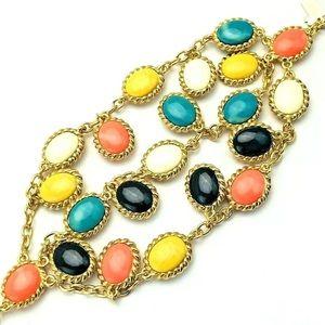 Kate Spade New York Roped In Multi Color Bracelet